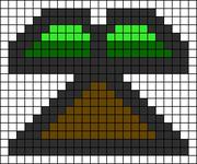 Alpha pattern #12853