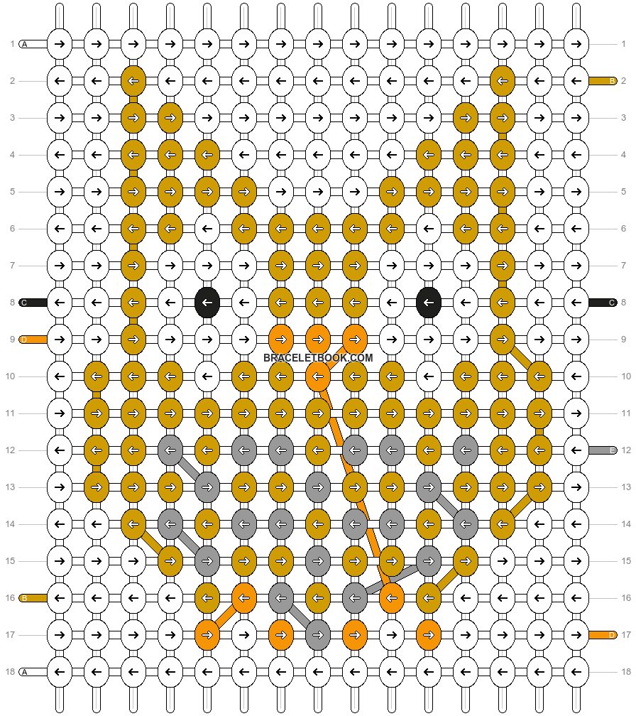 Alpha pattern #12880 pattern