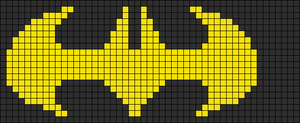 Alpha pattern #12884
