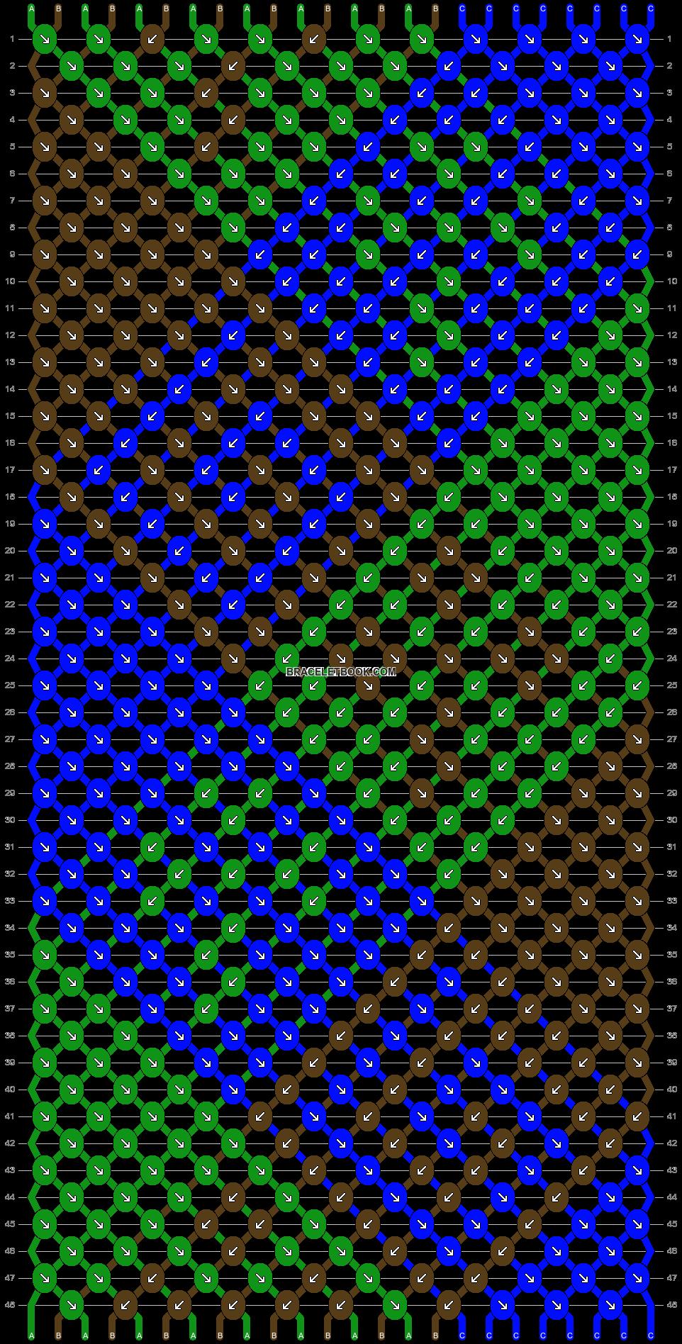 Normal pattern #12889 pattern