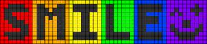 Alpha pattern #12896