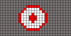 Alpha pattern #12899