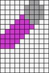 Alpha pattern #12900
