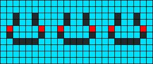 Alpha pattern #12915