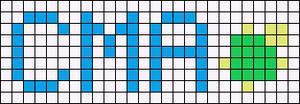 Alpha pattern #12924