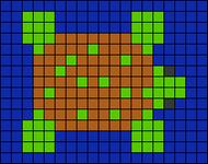 Alpha pattern #12926