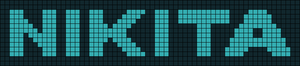 Alpha pattern #12929