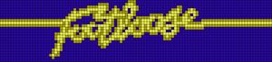 Alpha pattern #12930