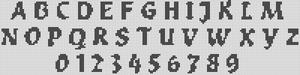 Alpha pattern #12933