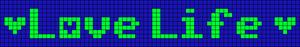 Alpha pattern #12943