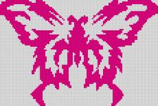 Alpha pattern #12944