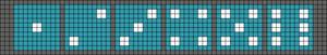 Alpha pattern #12951