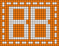Alpha pattern #12964
