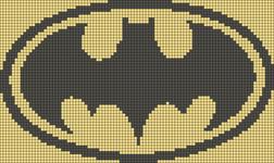 Alpha pattern #12966