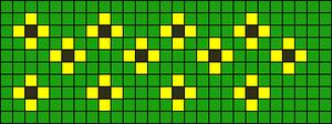 Alpha pattern #12969