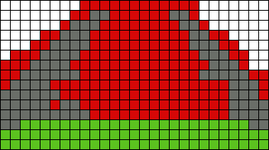 Alpha pattern #12973