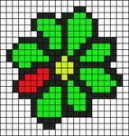 Alpha pattern #12978