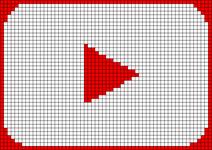 Alpha pattern #12986