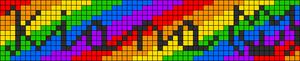 Alpha pattern #12994
