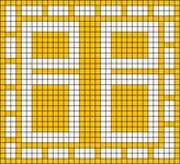 Alpha pattern #13007