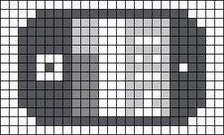 Alpha pattern #13010