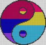Alpha pattern #13024