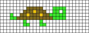 Alpha pattern #13034