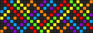 Alpha pattern #13035
