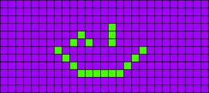 Alpha pattern #13038