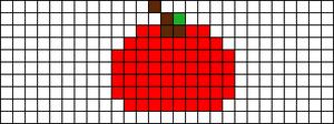 Alpha pattern #13039