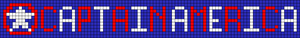 Alpha pattern #13055