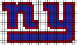 Alpha pattern #13060