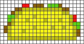 Alpha pattern #13070