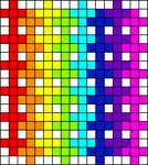 Alpha pattern #13082