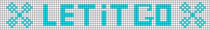Alpha pattern #13091