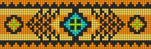 Alpha pattern #13092