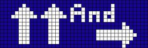 Alpha pattern #13100