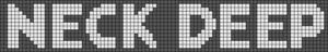 Alpha pattern #13117