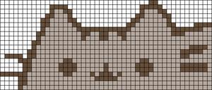 Alpha pattern #13127