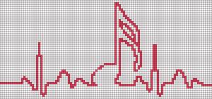 Alpha Friendship Bracelet Pattern #13131