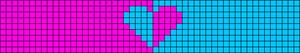 Alpha pattern #13137