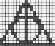 Alpha pattern #13143