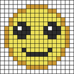 Alpha pattern #13151