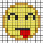 Alpha pattern #13155