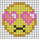 Alpha pattern #13156