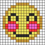 Alpha pattern #13158