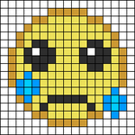 Alpha pattern #13160