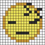 Alpha pattern #13161