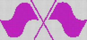 Alpha Friendship Bracelet Pattern #13164