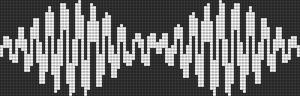 Alpha pattern #13168